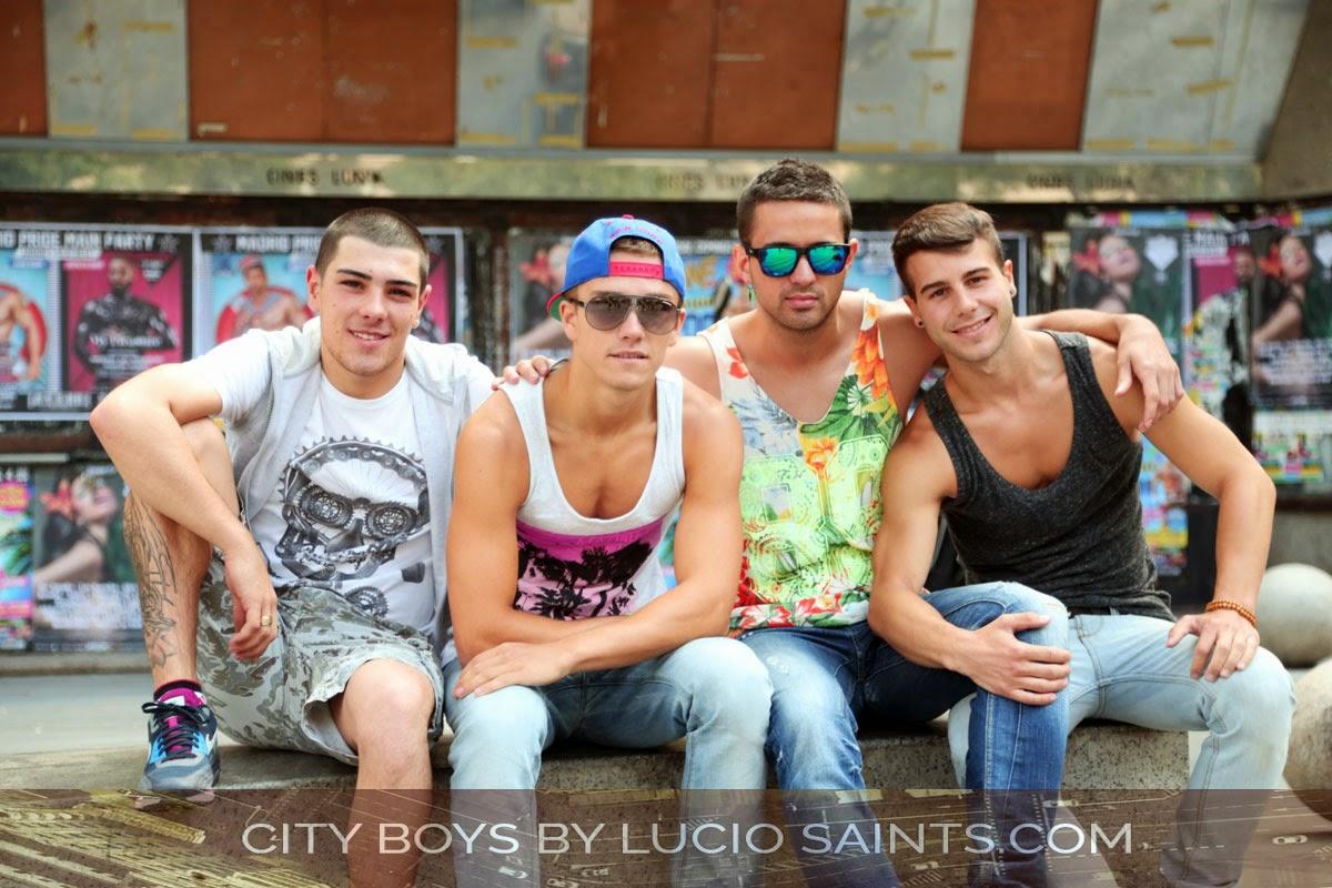 Chicos de ciudad gay